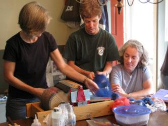 Fiber Preparation Workshop