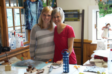 Felting Reunion with Jenny Hill