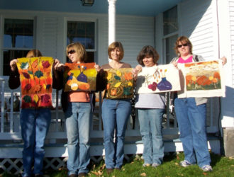 Sister's Fiber Art Retreat